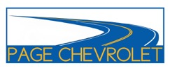 Page Chevrolet Logo